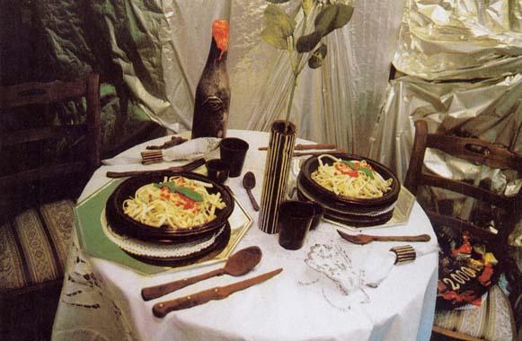 Foto Di Una Tavola Imbandita.Chococlub Falsi D Autore Pasticceria Nella
